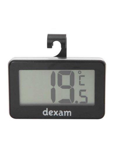 Dexam Θερμόμετρο ψυγείου ψηφιακό -19 έως +50°C