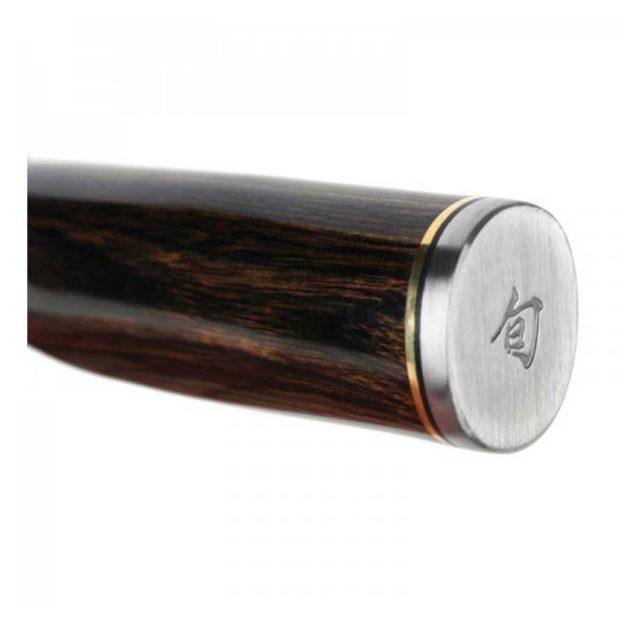 KAI Shun Premier Μασάτι Ακονίσματος 23cm με Ξύλινη Λαβή