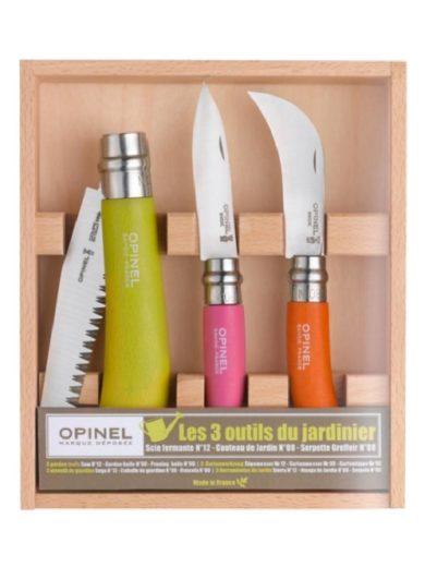 Opinel Σετ Εργαλεία Κήπου