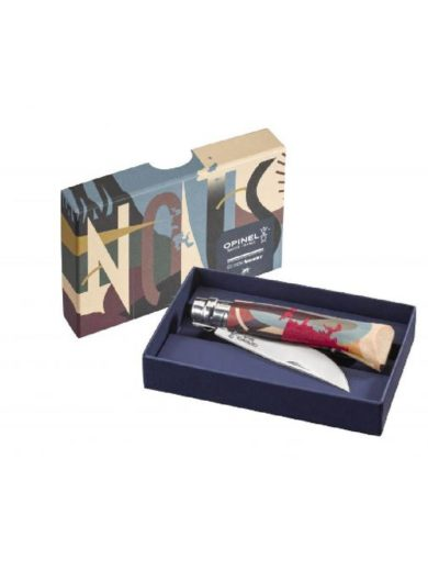 """Opinel, Edition """"Amour"""" No 08 by Franck Pellegrino"""